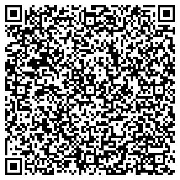 QR-код с контактной информацией организации Паркет-Натурал, компания