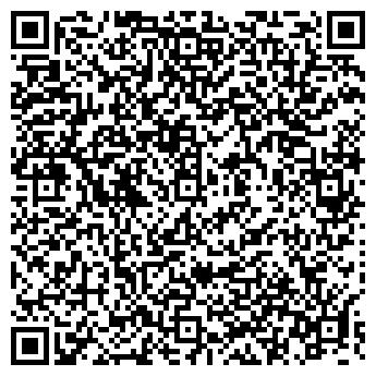 QR-код с контактной информацией организации Паркет центр, АО