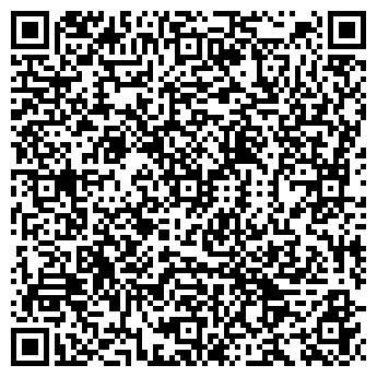 QR-код с контактной информацией организации Ваш салон, ООО