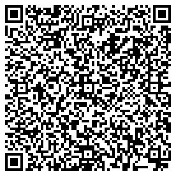 QR-код с контактной информацией организации Двери, Паркет, АО Салон
