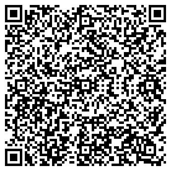 QR-код с контактной информацией организации Будынак, АО