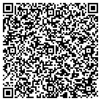 QR-код с контактной информацией организации Интердор, ООО