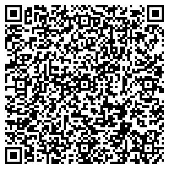 QR-код с контактной информацией организации Модный дом, Компания