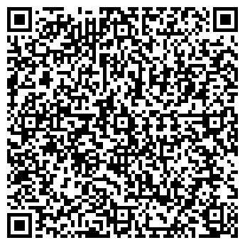 QR-код с контактной информацией организации Декор маркет, ООО