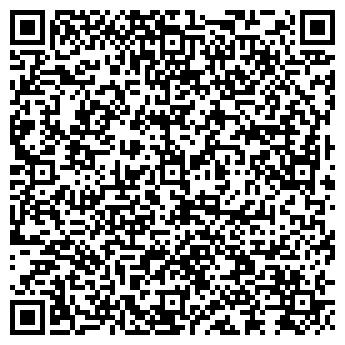 QR-код с контактной информацией организации Модный дом, ЧП