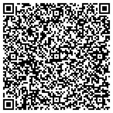 QR-код с контактной информацией организации Авирис, ЧП