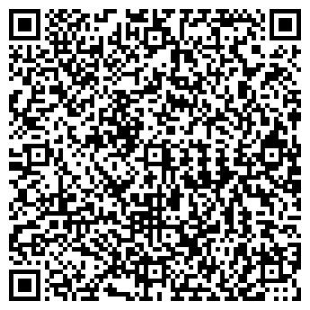 QR-код с контактной информацией организации Финндом, ООО
