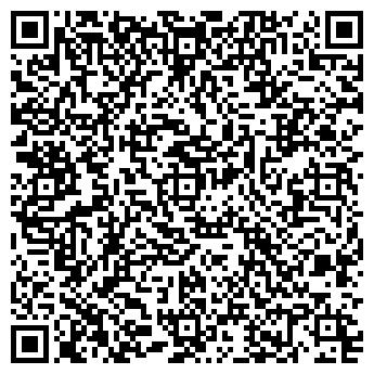 QR-код с контактной информацией организации Дизайн паркет, ООО