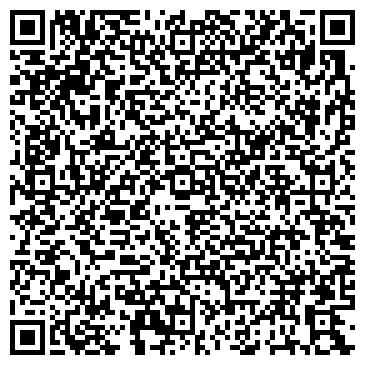 QR-код с контактной информацией организации Паркет Холл №1, ООО