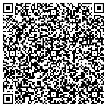 QR-код с контактной информацией организации Салон декора евролайн , ЧП
