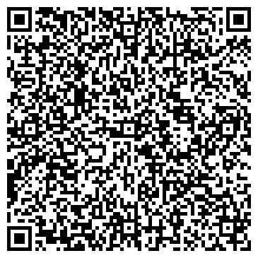 QR-код с контактной информацией организации Inter-паркет, СПД