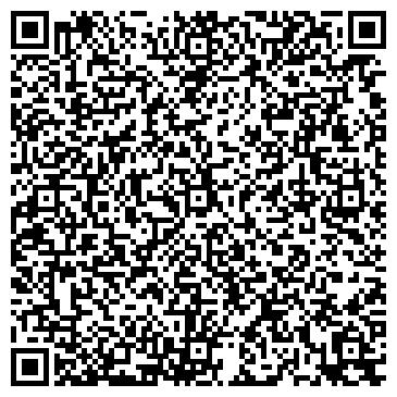 QR-код с контактной информацией организации Квадратный метр, ЧП