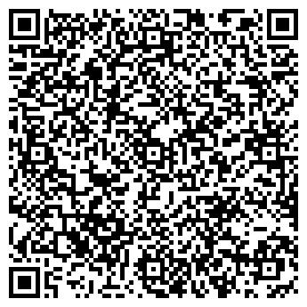 QR-код с контактной информацией организации Монополист, СПД