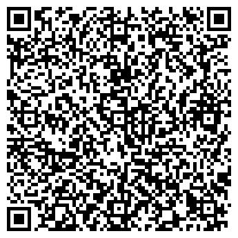 QR-код с контактной информацией организации Азия двери, ИП