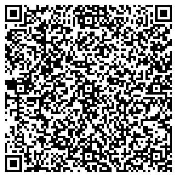 QR-код с контактной информацией организации Авирис, ООО