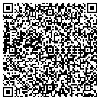 QR-код с контактной информацией организации Сансей Авто