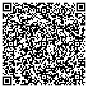 QR-код с контактной информацией организации Gaudi Paint