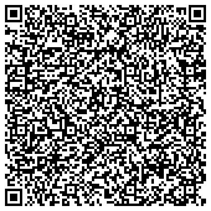 QR-код с контактной информацией организации Производство и реализация Химической продукции и Лакокрасочных материалов
