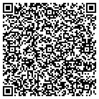QR-код с контактной информацией организации Global-contract
