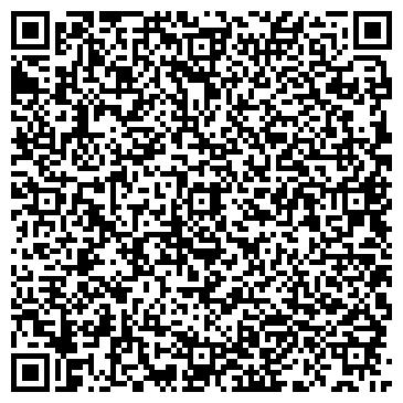 QR-код с контактной информацией организации Модный Магазин