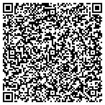 QR-код с контактной информацией организации Декор-центр ОДО «Гермес и Ко»