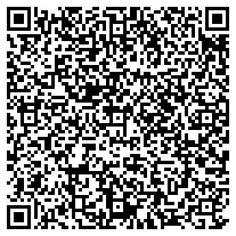 QR-код с контактной информацией организации Тиккурила, ИП