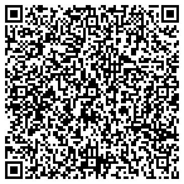 QR-код с контактной информацией организации ИнтерКомСтрой, ЧУП