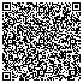 QR-код с контактной информацией организации Леди Колор, ООО