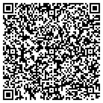 QR-код с контактной информацией организации Гаера, ТЧУП