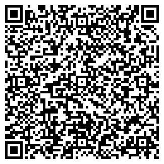 QR-код с контактной информацией организации Тензит, ООО