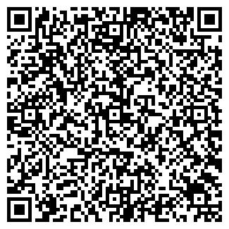 QR-код с контактной информацией организации Raduga Color