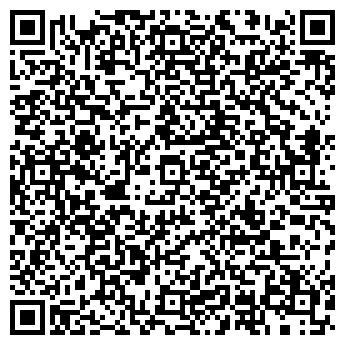 QR-код с контактной информацией организации Предприятие с иностранными инвестициями RCP-Ukraine LLC