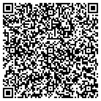 QR-код с контактной информацией организации ООО «Восток»