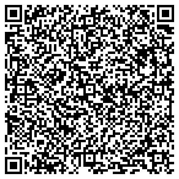 QR-код с контактной информацией организации Би эм Украина, ООО
