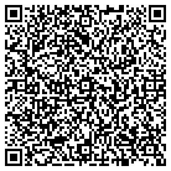 QR-код с контактной информацией организации Тета-групп, ЧП
