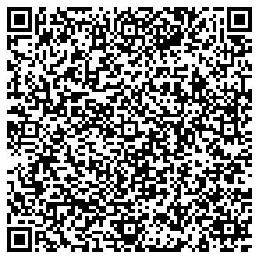QR-код с контактной информацией организации Строительный центр, ООО