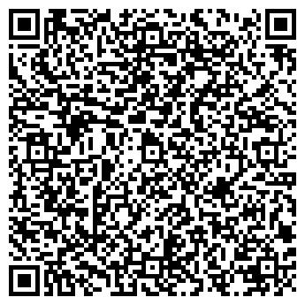 QR-код с контактной информацией организации Триколор
