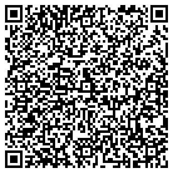 QR-код с контактной информацией организации Субъект предпринимательской деятельности ФОП Сорокожердьева М. В.