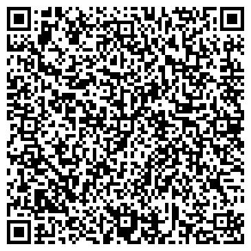 QR-код с контактной информацией организации АМО-Украина, ЧП