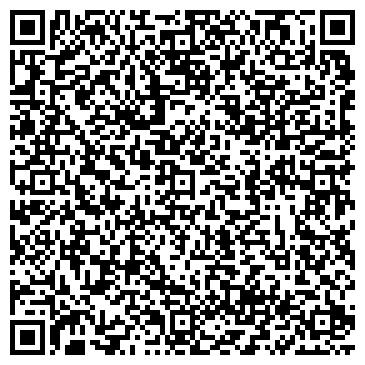 QR-код с контактной информацией организации World of Fishing tackle
