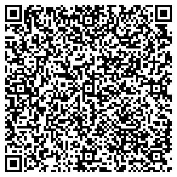 QR-код с контактной информацией организации ООО Малибу Трэвел