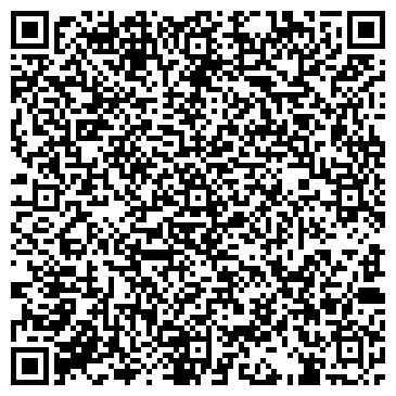 QR-код с контактной информацией организации Субъект предпринимательской деятельности Интим-шоп «Клубничка»