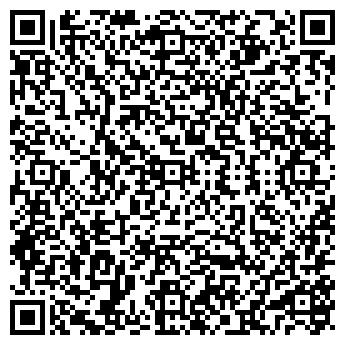 QR-код с контактной информацией организации Гауди, ТОО