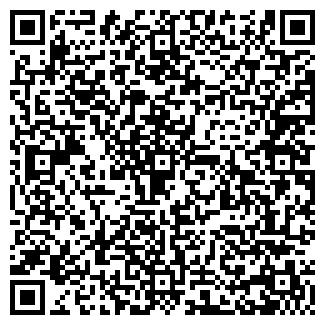QR-код с контактной информацией организации LuckyD