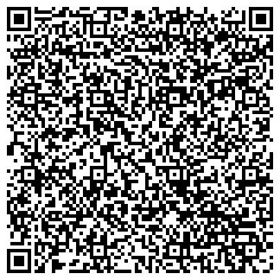 QR-код с контактной информацией организации УСПЕХ, центр развития