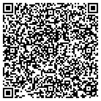 QR-код с контактной информацией организации Атлан Груп