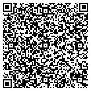 QR-код с контактной информацией организации potol0k