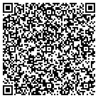 QR-код с контактной информацией организации Cалон