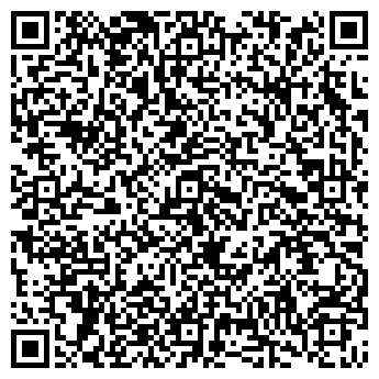 QR-код с контактной информацией организации Гефест