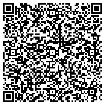 QR-код с контактной информацией организации Дворцовый стиль